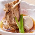 料理メニュー写真岐阜県産 飛騨旨豚のとろとろ角煮 ~半熟玉子を添えて~