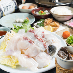 ふぐ吉のおすすめ料理1
