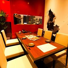 個室居酒屋 魚ろ魚ろ ぎょろぎょろ 札幌すすきの店の雰囲気1