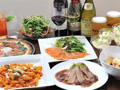 エル eru バーダイニング Bar Diningのコース写真