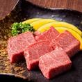 厚切り特選和牛ロース(ザブトン)<1390円>