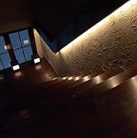 【空間のこだわり】古民家をイメージした法善寺の隠れ家