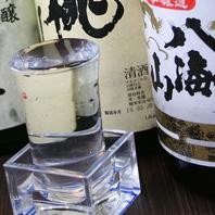 こだわりの日本酒や焼酎を豊富にご用意しております!