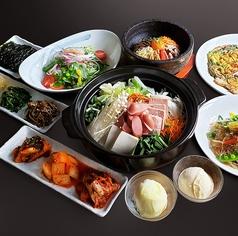 韓国家庭料理 GOSARIの写真