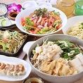 お得な飲み放題つき宴会コースは3000円からご用意しております。様々なシーンに合わせてご利用いただけるコースが多数ございます!金山でご宴会・女子会をお考えなら、お得な飲み放題のある琉球ダイニングどなんち!!
