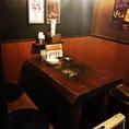 ◆4名様用のテーブル席です◆