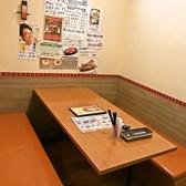 会社の仲間同士の飲み会や、女子会、ママ友会などでも大人気のお席です。1席となりますので、ご予約はお早めにお願いいたします。