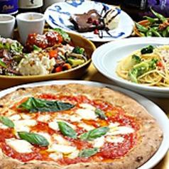 Pizzeria Cafe Kobertaのコース写真