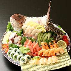 天ぷらと刺身 六角やの写真