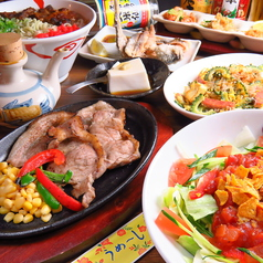 沖縄料理 炭火焼 守禮門 しゅれいもんの写真