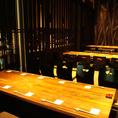 20名~30名様≪ 半個室掘り炬燵 ≫最大30名まで利用可能な個室は、隣席を気にせずゆったりとくつろげる空間。多彩な料理と飲み放題付きの宴会プランが充実しているので、会社の同僚や親しい友人を集めて、贅沢な宴会はいかがでしょうか。