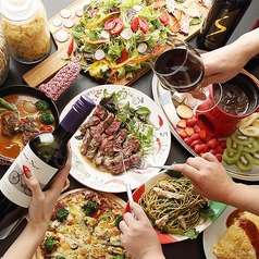 イタリアン 和食ダイニング 縁 藤沢店のコース写真