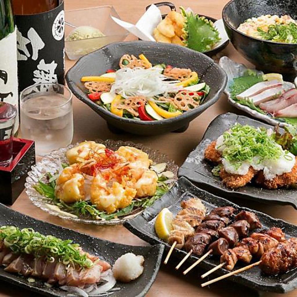 焼き鳥&海鮮食べ放題 個室居酒屋 勘九郎 川越店|店舗イメージ1