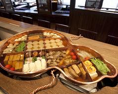 ほっこり瓢箪島のおすすめ料理1