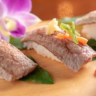 石垣牛をにぎり寿司で