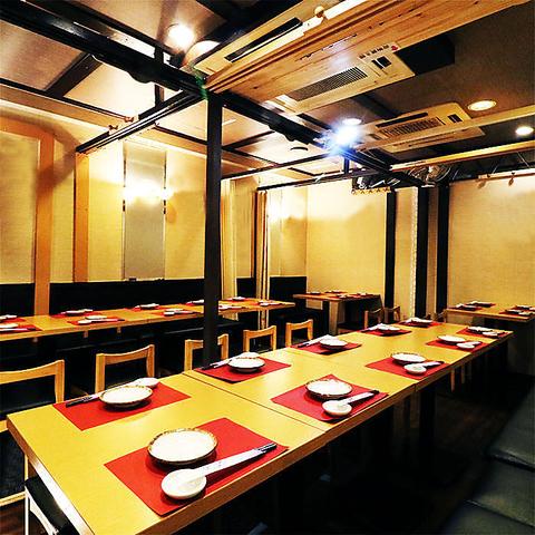 肉と魚のダンシング 肉と魚が食べれる個室居酒屋 浜の包丁 新橋店|店舗イメージ3