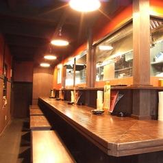 炭火焼ダイニング 口八町 くちはっちょう 茶屋町店の雰囲気1