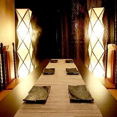 個室日本酒バル 四ツ谷 一凛の雰囲気1