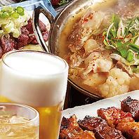名物串焼きと昔ながらの味!宴会コースもございます♪