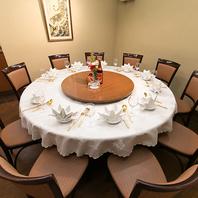 ご家族や友人と愉しむ個室