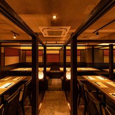 隠れ家個室居酒屋 隠れ坊 南越谷店の雰囲気1