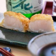 北海道産食材を最高の天ぷらに仕上げる