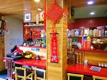 孔子餐店の雰囲気1