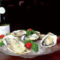 料理メニュー写真三陸牡蠣の低温ヴァプール