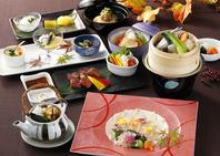 【慶事にも】旬の地魚、ステーキ会席8000円(税サ抜)