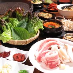 サムギョプサル食べ放題 黄金テジ 心斎橋店の写真