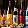 柏店では酒類を実に100種類以上の銘柄を取り揃え♪女性の方でも飲みやすいお酒を多数ご用意しております!居酒屋ならでは!