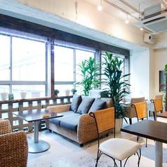 カフェ オハナ Cafe Ohanaの雰囲気3