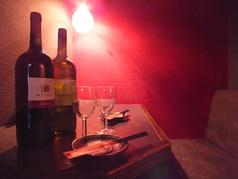 デートに大人気!ワインがおすすめですよ♪
