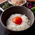 料理メニュー写真鶏節山椒のT・K・G