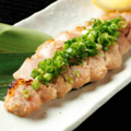 料理メニュー写真豚ロースの西京焼き