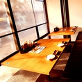 ●【 ~情緒テーブル席・8名様まで~ 】● くつろぎのあるお席は女子会におすすめ♪