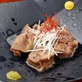料理メニュー写真タンの煮込み(ホロホロ煮)