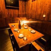 ゆったりとしたお席は団体様でもご利用可能。お気軽にお問い合わせください。