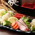 新鮮な刺し盛に磯貝名物「つぼ鯛の味噌焼き」、博多名物「ごまさば」が、こんな価格!?で食べられる!