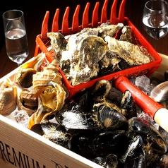 牡蠣とかはまぐりとか 貝賊の写真