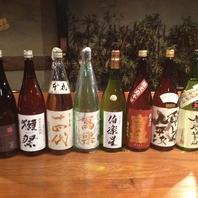 獺祭などの日本酒飲放題