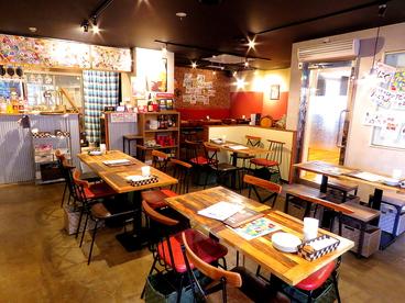 ステーキとワインの肉バル BAROCCS バロックス 熊本上通店の雰囲気1