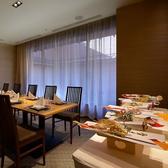 両家の顔合わせや結納などの利用も多く、かしこまった席にも対応できます。