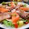 彩り季節の海鮮サラダ