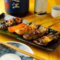 料理メニュー写真魚串 5本セット