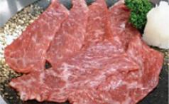 うす切り肉しゃぶ焼