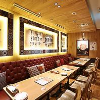 ◆梅田で最大120名様まで収容可能!貸切パーティーOK