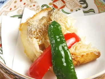うおたけのおすすめ料理1