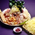 料理メニュー写真韓国ちゃんこ※2人前からのご用意となります。