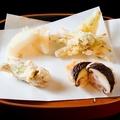 料理メニュー写真新鮮な旬の野菜